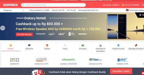 ShopBack: Cara Belanja Online yang Aman dan Hemat dengan Cashback dan Voucher Belanja