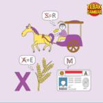 Kunci Jawaban Tebak Gambar Level 54 KURIR EKSPEDISI