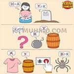 Kunci Jawaban Tebak Gambar Level 27 CACI MAKI HANYA OMONG KOSONG BELAKA