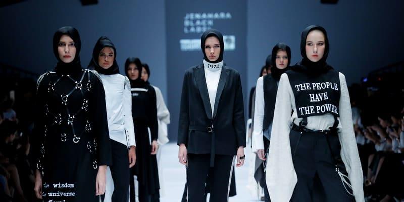 Busana Muslim Jenahara Black Label