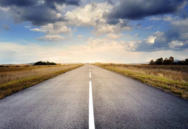 Kenapa Garis Jalan Putus-Putus