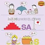 Kunci Jawaban Tebak Gambar Level 41 BUPATI BELAJAR BAHASA JEPANG DARI KAMUS