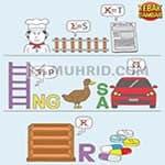 Kunci Jawaban Tebak Gambar Level 51 KOKI RESTORAN PANGGANG BEBEK SAMBIL AKROBAT