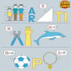 Kunci Jawaban Tebak Gambar Level 68 PENDEKAR IKUTI TANTANGAN LOMBA BALAP KARUNG