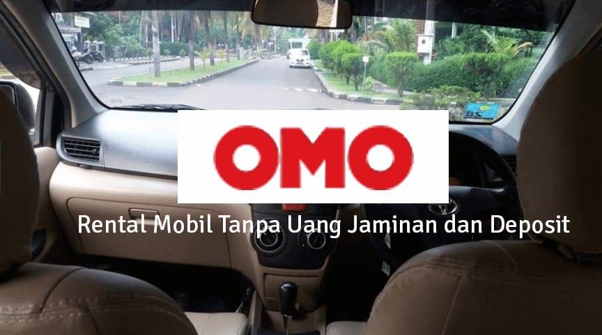 OMOcars Rental Mobil Tanpa Uang Jaminan dan Deposit