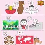 Kunci Jawaban Tebak Gambar Level 79 KAMI BERANGKAT TAMASYA NAIK KERETA KUDA
