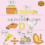 Kunci Jawaban Tebak Gambar Level 88 KAMU JANGAN PELIT DALAM MEMBAGI REJEKI