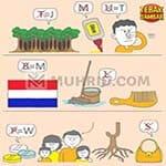 Kunci Jawaban Tebak Gambar Level 94 HUJAN LEBAT MELANDA PESISIR WILAYAH JAKARTA