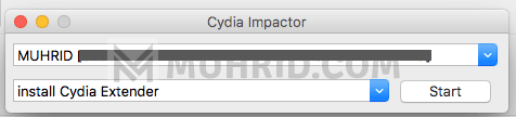 Cydia Impactor Cara Jailbreak iPhone 6 iOS 12.1.4