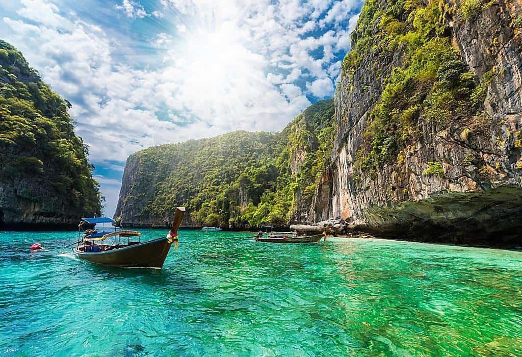 4 Destinasi Wisata untuk Liburan di Thailand