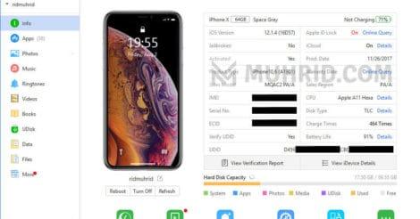 Cara Cek 3uTools iPhone Bekas: Apakah Masih Original?