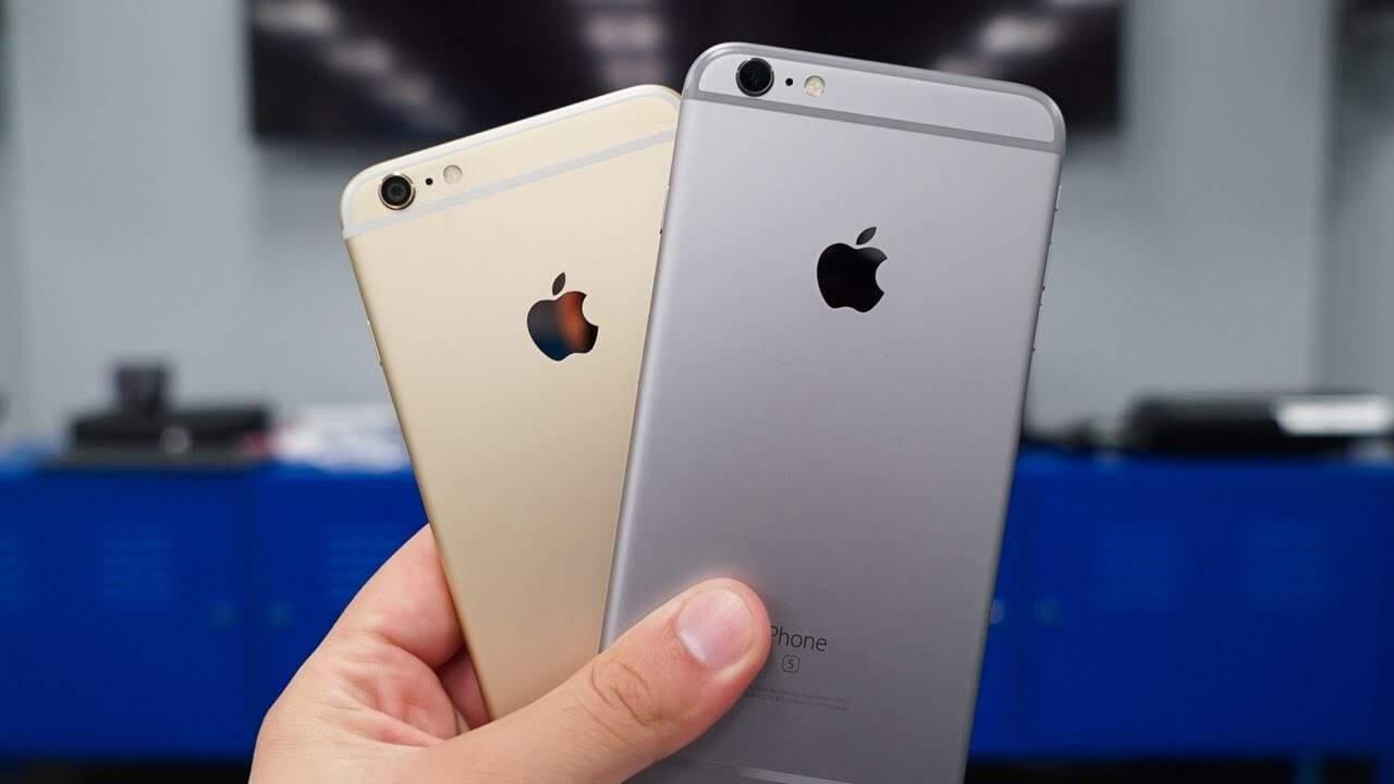 Perbandingan Dan Perbedaan Iphone 6 Dan Iphone 6s