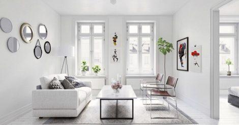 Inspirasi Desain Ruang Tamu Minimalis Modern
