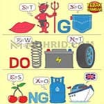 Kunci Jawaban Tebak Gambar Level 159 BIBIR TETANGGAKU DOWER AKIBAT SERING GOSIP