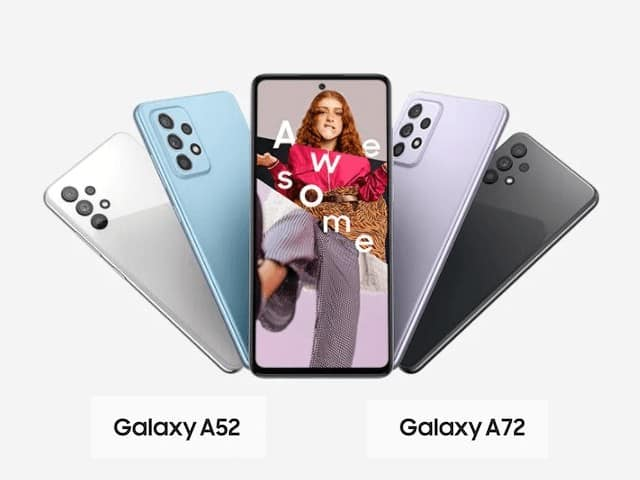 Perbedaan dan Perbandingan Samsung Galaxy A52 dan Samsung Galaxy A7